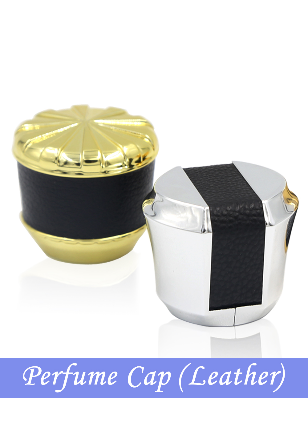 Perfume Cap (Leather)